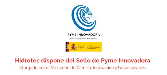 Pyme Innovadora - Hidrotec