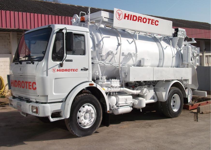 Camión Hidrotec