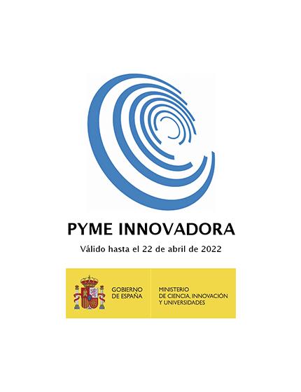 Sello Pyme Innovadora Hidrotec