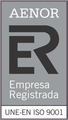 Certificación Sistema de Gestión de la Calidad UNE-EN ISO 9001:2008