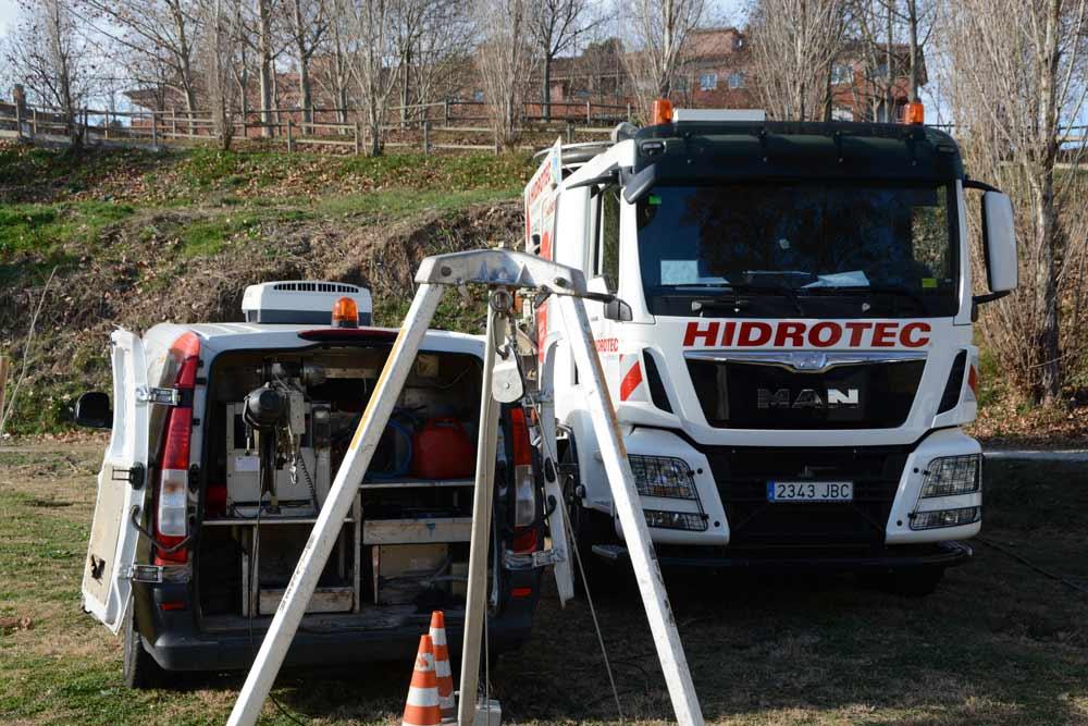 hidrotec-camion