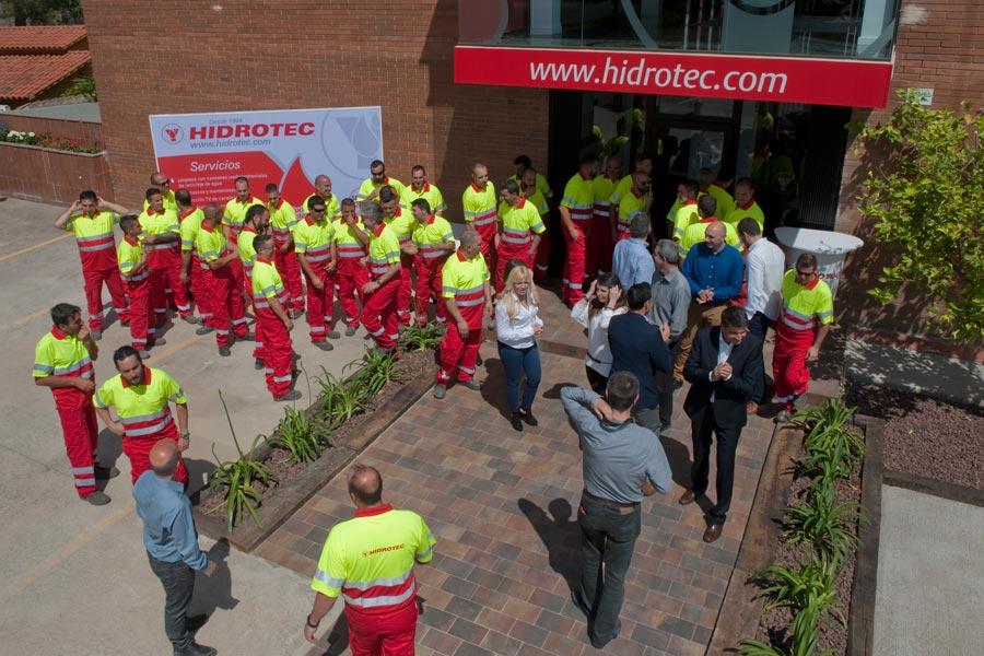 equipo Hidrotec