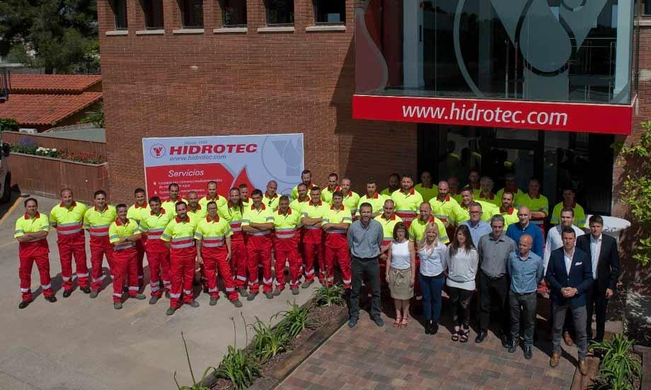 Hidrotec-empresa