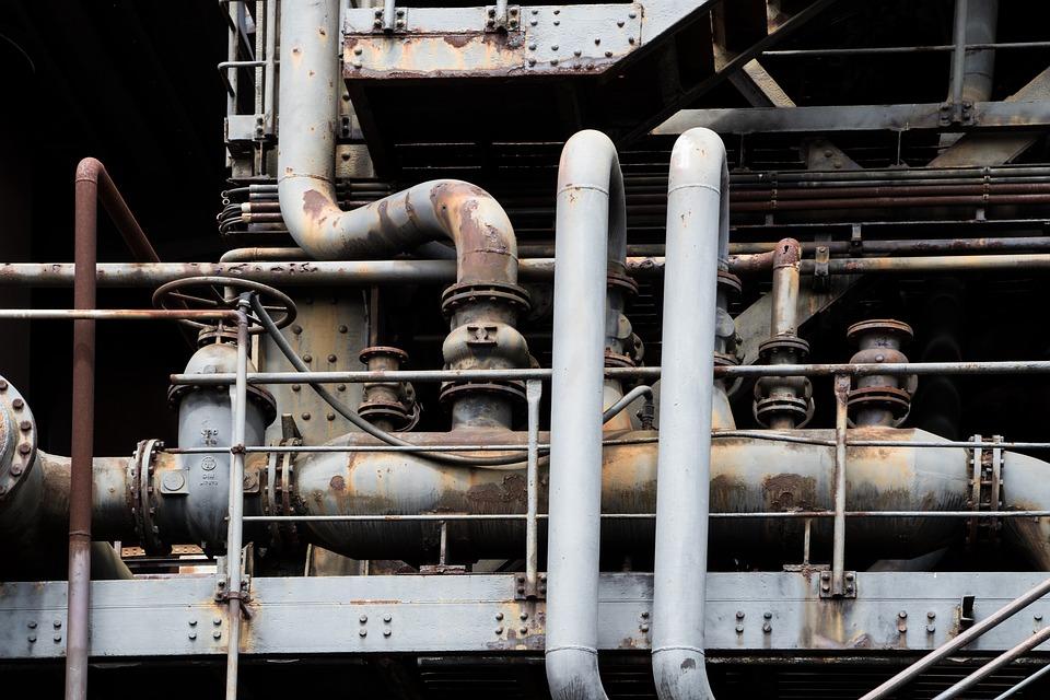 Mantenimiento industrial de tuberías y bajantes