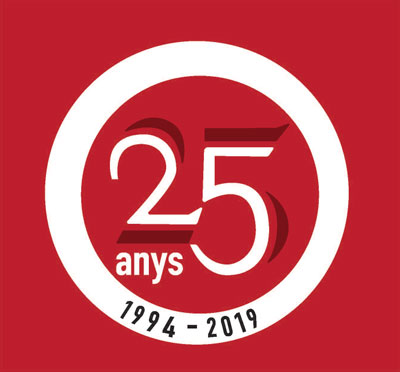 25è Aniversari d'Hidrotec