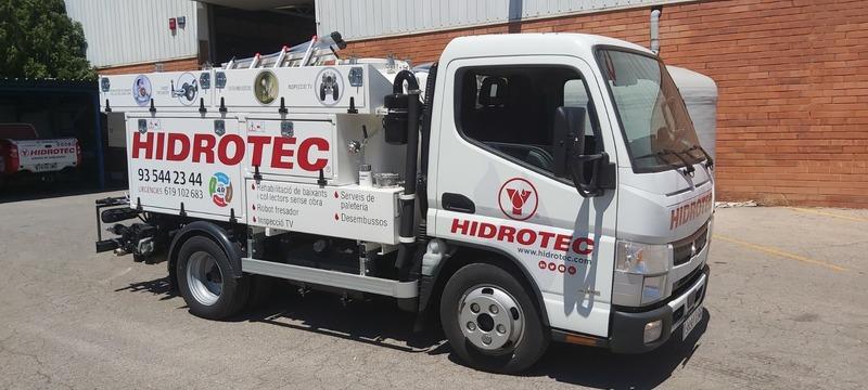 Servicios de desatascos y limpieza de tuberías en Cerdanyola del Vallés